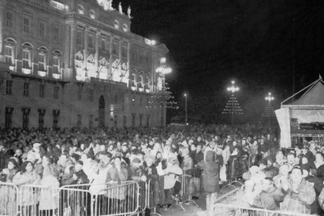 2005 Capodanno a Trieste