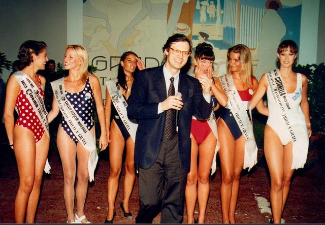 1995 Finale F.V.G. Miss Italia