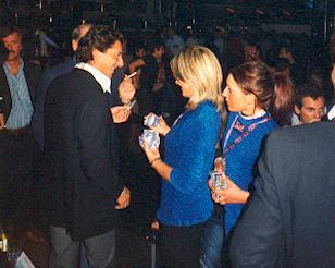 2001 Tour Akuel Blues