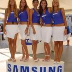 2005 Samsung, Tim Tour Trieste